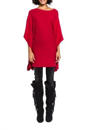 Пуловер Apart. Цвет: красный