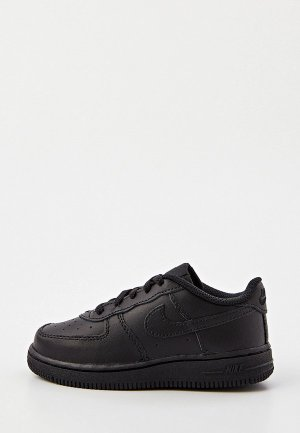 Кеды Nike FORCE 1 LE (TD). Цвет: черный