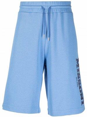 Спортивные шорты с логотипом Missoni. Цвет: синий
