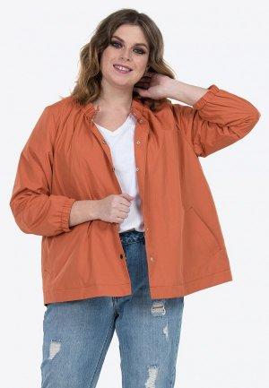 Ветровка Modress. Цвет: оранжевый
