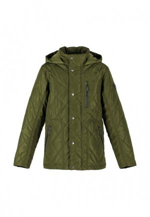Куртка утепленная Талви. Цвет: хаки