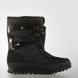 Сапоги Snowrush Originals adidas. Цвет: черный