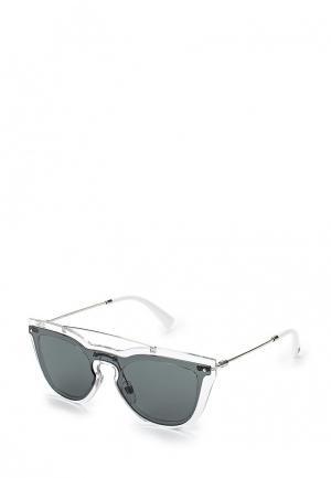 Очки солнцезащитные Valentino VA4008 502487. Цвет: серый