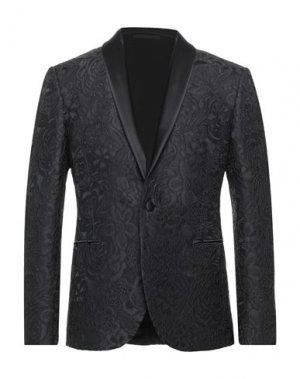 Пиджак PAL ZILERI CERIMONIA. Цвет: стальной серый
