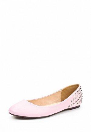 Балетки Friis & Company FR004AWHH884. Цвет: розовый