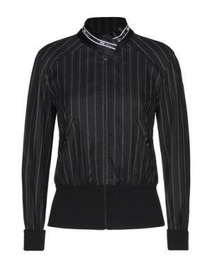 Куртка LES COPAINS. Цвет: черный