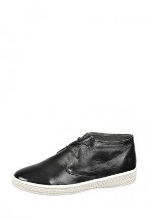 Ботинки Woodland. Цвет: черный