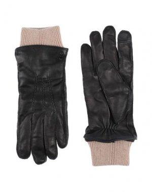 Перчатки ROYAL REPUBLIQ. Цвет: черный