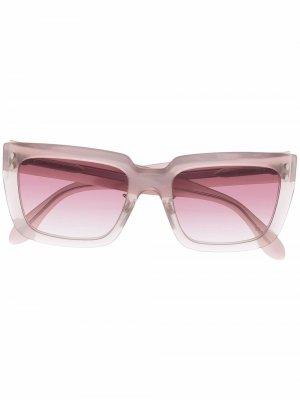 Солнцезащитные очки Sophy в квадратной оправе Isabel Marant Eyewear. Цвет: розовый