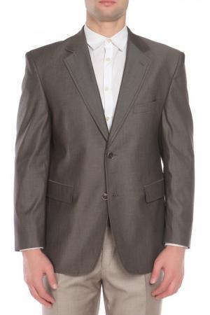 Пиджак mishelin. Цвет: болотный