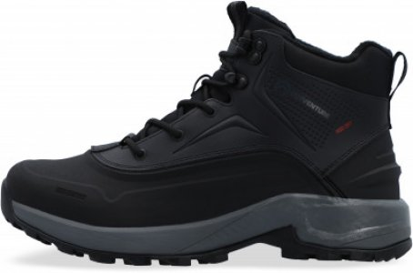 Ботинки утепленные мужские Snowrock, размер 45 Outventure. Цвет: черный