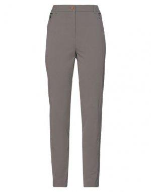 Повседневные брюки GERRY WEBER. Цвет: серый