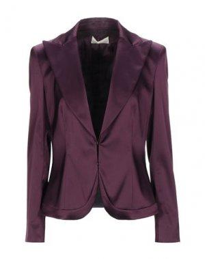 Пиджак CARLO PIGNATELLI. Цвет: фиолетовый