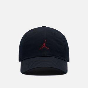 Кепка H86 Jumpman Washed Jordan. Цвет: чёрный