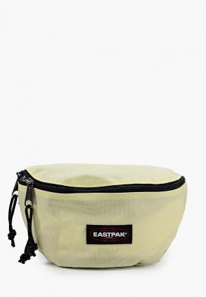 Сумка поясная Eastpak SPRINGER. Цвет: желтый