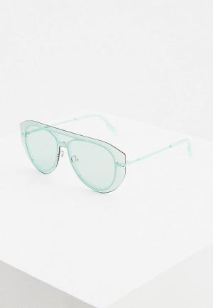 Очки солнцезащитные Kenzo KZ 40032U. Цвет: бирюзовый