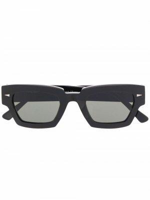 Солнцезащитные очки Villette в квадратной оправе Ahlem. Цвет: черный