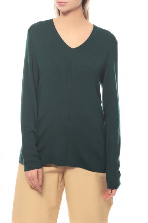 Пуловер Saint James. Цвет: зеленый