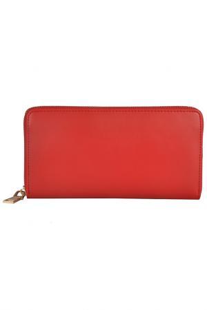 Wallet Matilde costa. Цвет: red