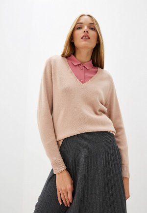 Пуловер Seventy. Цвет: розовый