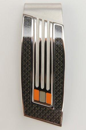 Зажим для денег Tonino Lamborghini. Цвет: черный