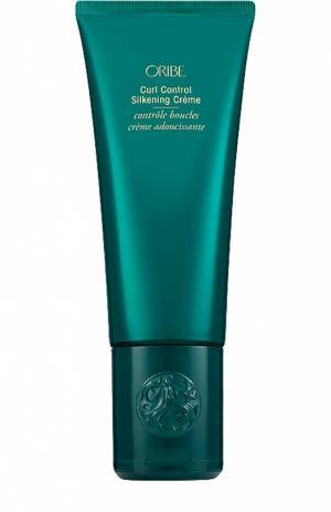 Крем-шелк для укрощения вьющихся волос Oribe. Цвет: бесцветный