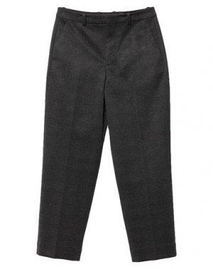 Повседневные брюки DRYKORN. Цвет: стальной серый