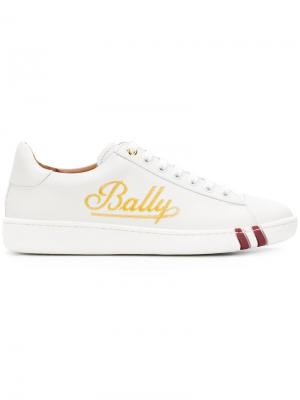 Wiera lace-up sneakers Bally. Цвет: белый