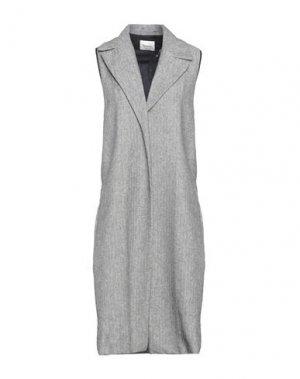 Легкое пальто DIXIE. Цвет: серый