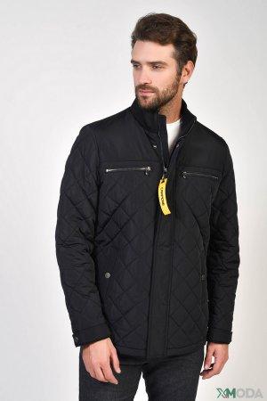 Куртка Claudio Campione. Цвет: чёрный