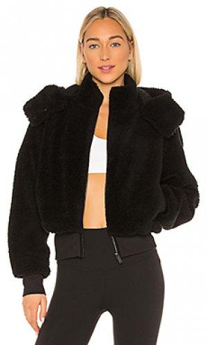 Куртка foxy alo. Цвет: черный