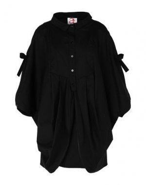 Pубашка ANDREA TURCHI. Цвет: черный