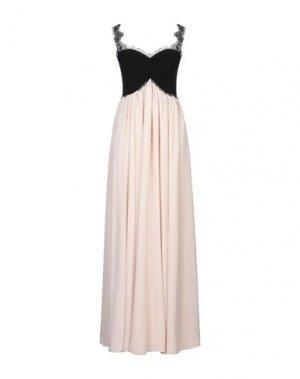Длинное платье ISABEL GARCIA. Цвет: светло-розовый