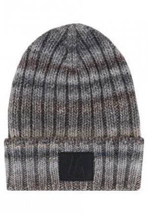 Шляпа EMPORIO ARMANI. Цвет: серый