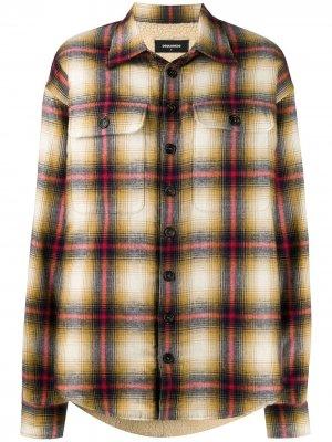 Куртка-рубашка оверсайз Dsquared2