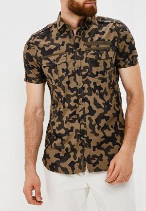 Рубашка Top Secret. Цвет: хаки