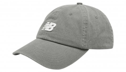 Кепки 6-PANEL CURVED BRIM NB CLASSIC HAT New Balance. Цвет: серый