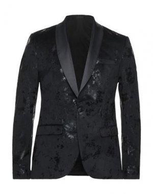 Пиджак BOLONGARO TREVOR. Цвет: черный