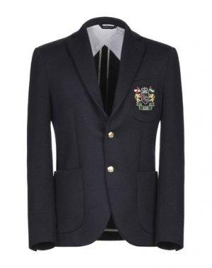 Пиджак LC23. Цвет: синий