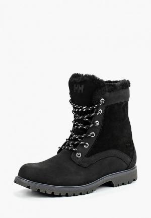 Ботинки Helly Hansen W MARION. Цвет: черный