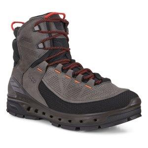 Ботинки высокие BIOM VENTURE TR ECCO. Цвет: черный