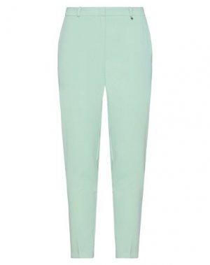 Повседневные брюки ANNARITA N. Цвет: светло-зеленый