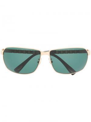 Солнцезащитные очки в прямоугольной оправе Chopard