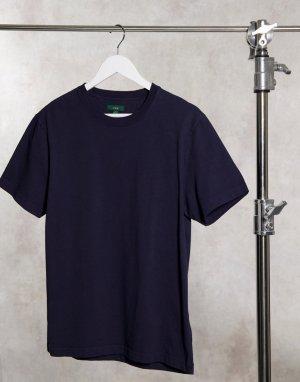 Трикотажная футболка Heritage-Темно-синий J Crew