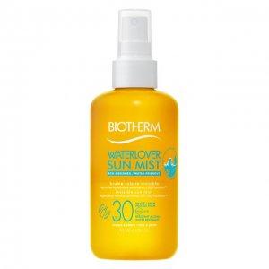Солнцезащитный спрей-мист для лица и тела SPF 30 Biotherm. Цвет: бесцветный