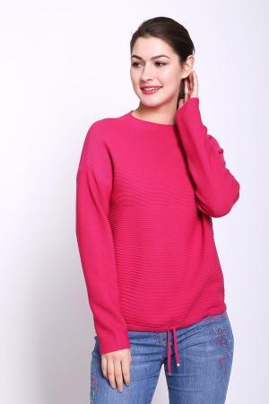 Пуловер Lecomte. Цвет: розовый