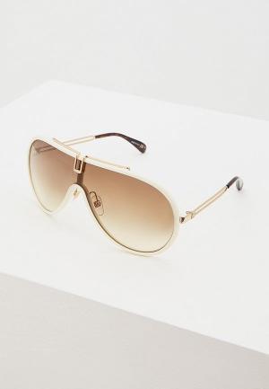 Очки солнцезащитные Givenchy GI007DWCWLY1. Цвет: коричневый