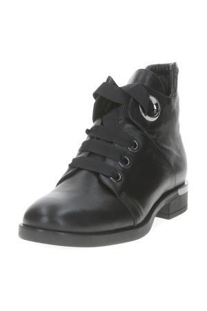 Ботинки Классика Barcelo Biagi. Цвет: черный