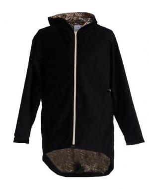 Куртка DEAD MEAT. Цвет: черный
