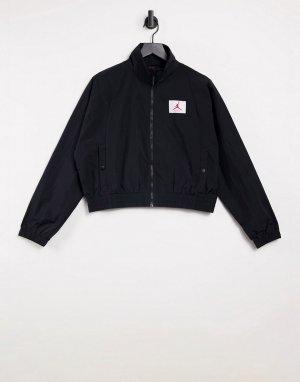 Черная куртка-бомбер -Черный Jordan